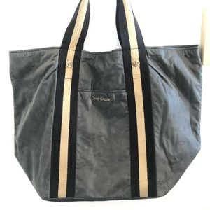 Juicy couture vintage tote bag